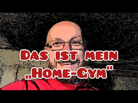 "Das ist mein ""Home-Gym"" AKA Garage #stayathome #staystrong #stayhealthy #corona #covid19de"