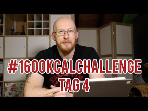 #1600kcalChallenge Tag 4