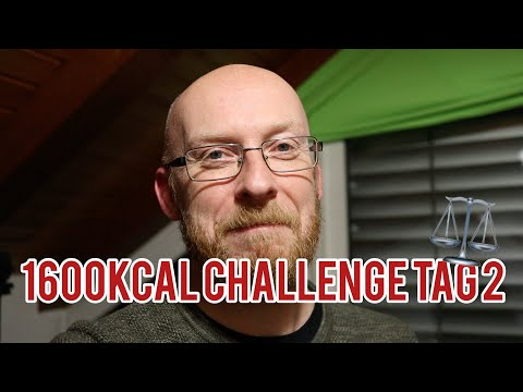 #1600kcalChallenge Tag 2