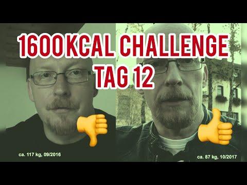 #1600kcalChallenge Tag 12 (VLOG) - Warum mache ich das eigentlich?