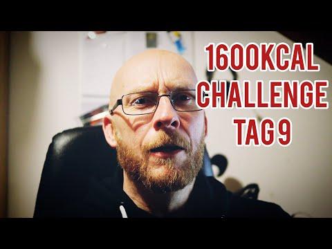 #1600kcal Challenge Tag 9